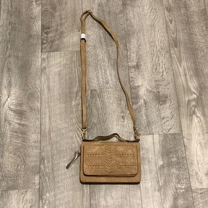 FRANCESCAS CROSS BODY SATCHEL/PURSE